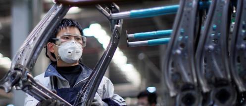 Trung Quốc nỗ lực phục hồi sản xuất sau đại dịch COVID-19