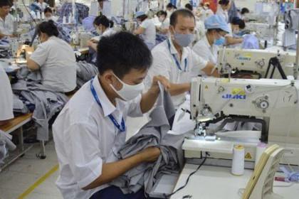Tính cách lo việc làm cho hàng triệu công nhân dệt may