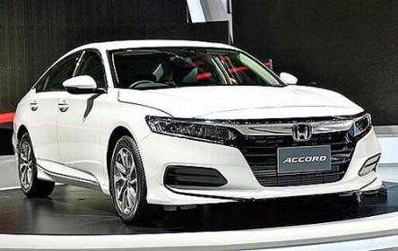 Bảng giá xe Honda Accord mới nhất