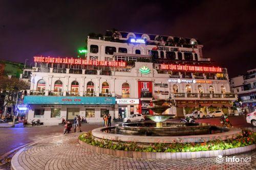 Quận trung tâm Hà Nội vắng tanh sau chỉ đạo đóng cửa quán nhậu