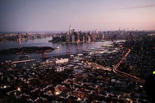 New York nhìn từ trên cao trong dịch Covid-19