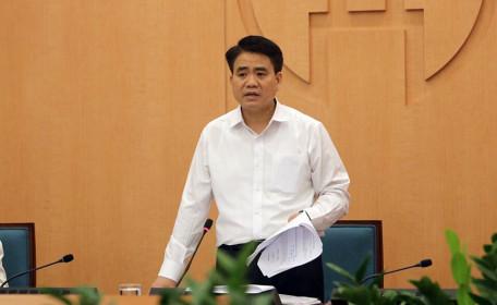 """Chủ tịch Hà Nội: """"... Nếu sai, tôi sẽ chịu trách nhiệm"""""""