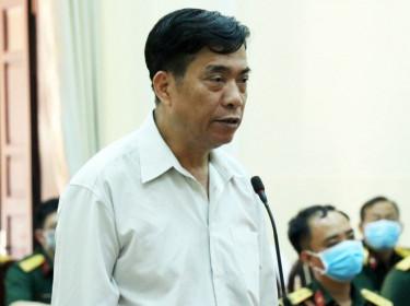 Chánh thanh tra Bộ Quốc phòng lĩnh án 20 năm tù vì nhận hối lộ
