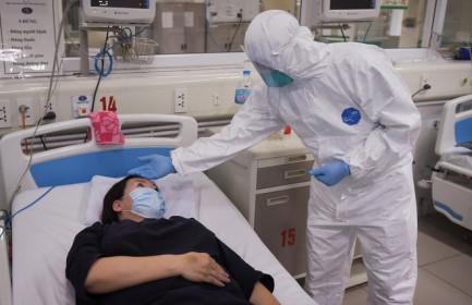 Việt Nam có thêm 6 ca mắc Covid-19, 2 ca là nhân viên Bệnh viện Bạch Mai