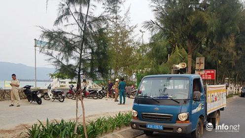 Đà Nẵng: Tạm dừng hoạt động các bãi biển công cộng từ 15h chiều 28/3