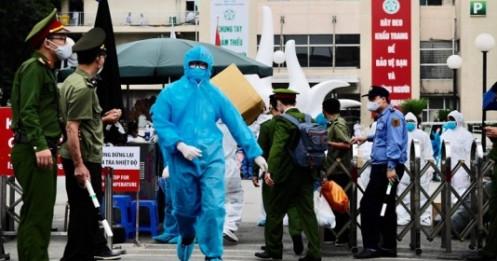 Việt Nam News tạm ngừng xuất bản do phóng viên nhiễm COVID-19
