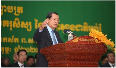 Thủ tướng Hun Sen cam kết quyên góp 7 tháng lương chống Covid-19