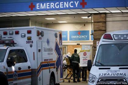 Mỹ: Dịch Covid-19 khiến hơn 7.000 người chết, 273.880 ca nhiễm