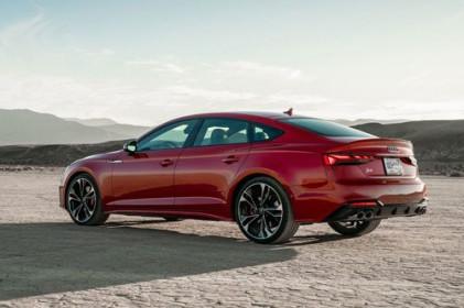 Audi S5 Sportback 2020: Công suất 349 mã lực, giá hơn 1,2 tỷ đồng