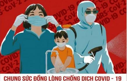 Một tuần sau Chỉ thị 16, thế giới ngạc nhiên với sự thần kỳcủa Việt Nam trong phòng chống dịch Covid-19