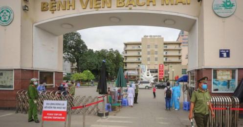 158 nhân viên Bệnh viện Bạch Mai hoàn thành cách ly, thêm 14 bệnh nhân COVID-19 được điều trị khỏi