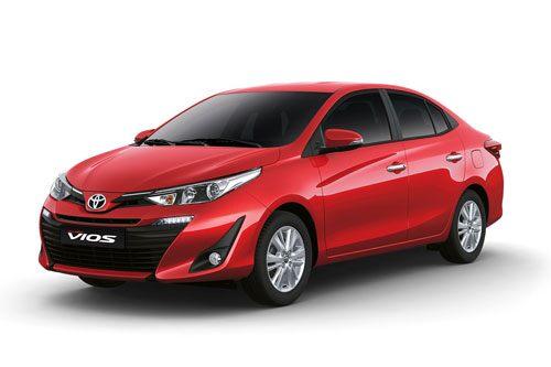 Bảng giá xe Toyota tháng 4/2020: Ưu đãi 'khủng'