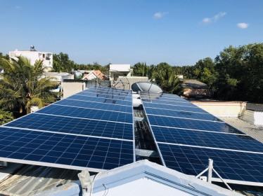 Áp dụng biểu giá mua điện mặt trời mới: Thúc đẩy làn sóng đầu tư điện trên mái nhà tại hộ gia đình