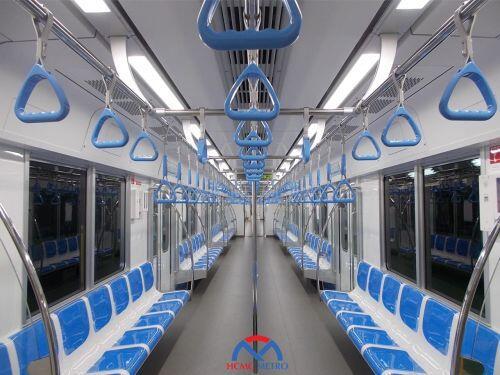 Đoàn tàu của tuyến Metro số 1 (Bến Thành – Suối Tiên) có thể về Việt Nam trong quý II