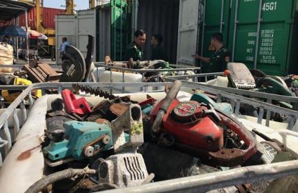 Nhập khẩu phế liệu sắt thép tăng mạnh bất chấp dịch Covid-19