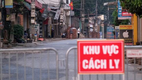 Toàn bộ người dân thôn Hạ Lôi với hơn 10.000 mẫu xét nghiệm đều âm tính