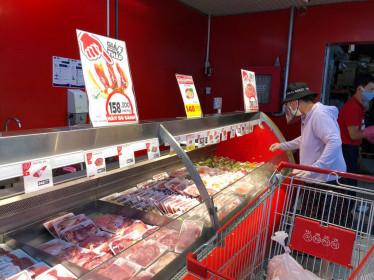 Giá nhiều mặt hàng tiêu dùng đã giảm