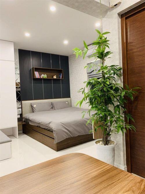 'Hô biến' căn hộ 23 m2 ở Hà Nội thành homestay sang trọng chỉ 60 triệu đồng