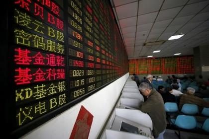 Trung Quốc hạ lãi suất cơ bản, chứng khoán châu Á trái chiều