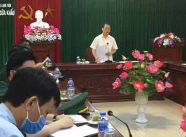Lạng Sơn điều tra việc tài xế chuyên trách đưa hàng sang Trung Quốc chèn ép khách