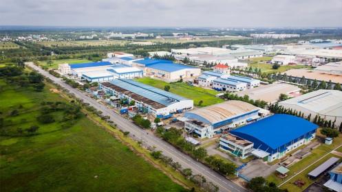 Bất động sản khu công nghiệp sẽ tăng trưởng dài hạn