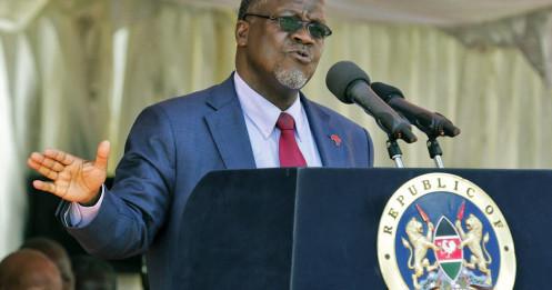 """Tổng thống Tanzania vừa thoát khỏi """"bẫy mật chết người"""" của Trung Quốc"""
