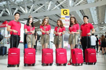 Trở lại bầu trời, Vietjet tiếp tục công bố khuyến mại lớn cho các đường bay tại Thái Lan với giá chỉ từ 9 Baht
