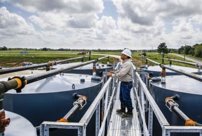 Âm ỉ cuộc chiến giá dầu