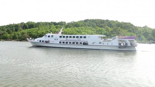 Cảng Vịnh Đầm: Cầu nối mới nối từ Phú Quốc - Nam Du