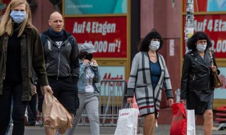 Ca nhiễm nCoV ở Đức vượt 159.000