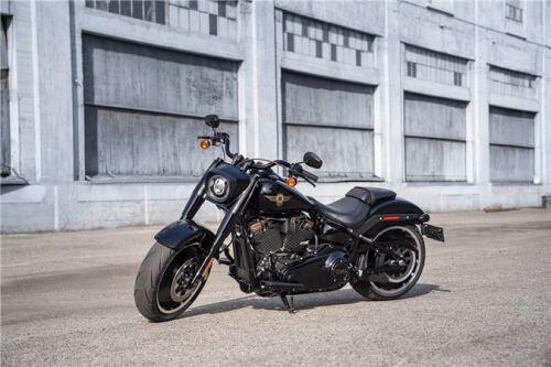 Harley-Davidson Fat Boy 2020 phiên bản kỷ niệm 30 năm, giới hạn 2.500 chiếc trên toàn thế giới