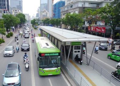 100% xe buýt Hà Nội hoạt động lại từ 4/5 nhưng không được chở quá 30 người