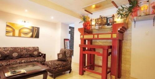 Đặt bàn thờ gia tiên trong nhà ở chung cư như thế nào để tránh bất hòa, đón tài lộc?