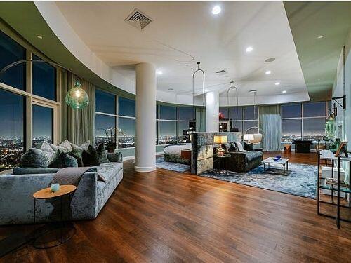 Bên trong căn hộ đắt nhất Los Angeles của nam tài tử 'Friends'