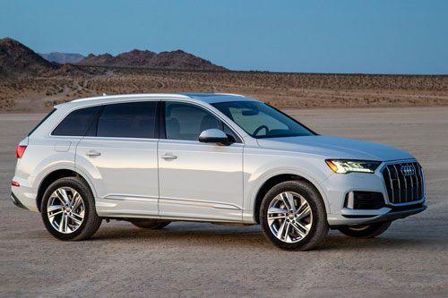 Top 10 xe SUV hạng sang tốt nhất năm 2020: Lexus vắng bóng