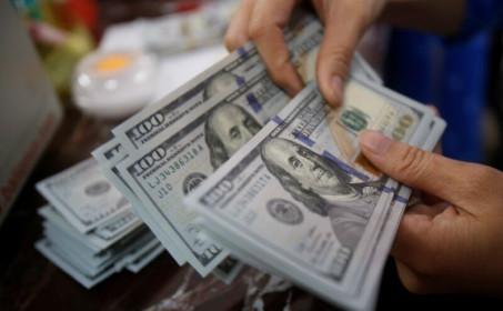 Tỷ giá ngoại tệ ngày 9/5: USD giảm giá