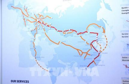 Sẽ có chuyến tàu liên vận từ Nga qua Trung Quốc đến Việt Nam