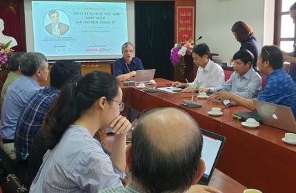 Tiến sĩ Trần Đình Thiên: Nên tập trung nguồn lực hỗ trợ khởi nghiệp, tạo ra một hệ thống mới thời hậu Covid-19