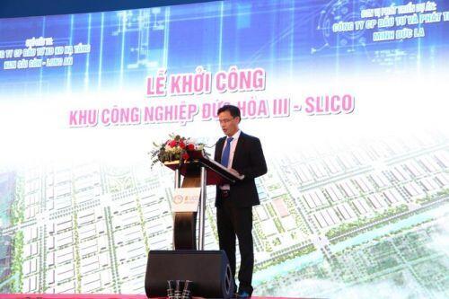 Chính thức khởi công dự án Khu công nghiệp Đức Hòa III – SLICO