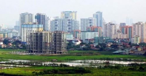 Hà Nội kiểm tra việc quản lý đất tại 4 quận, huyện