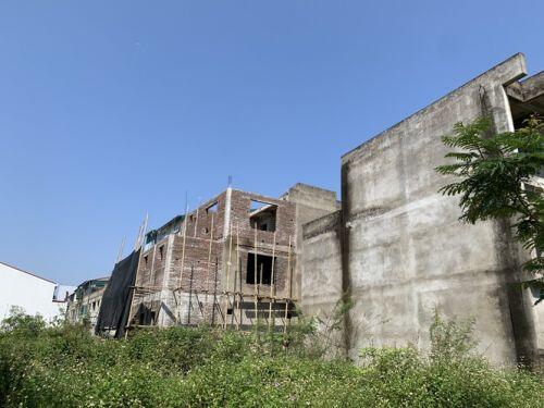 Cảnh nhếch nhác trong khu đô thị 350 tỷ đồng ở Hà Tĩnh bị thanh tra toàn diện