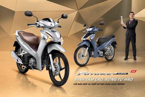 Cận cảnh Honda Future 2020 vừa ra mắt tại Việt Nam
