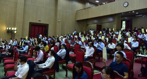 Đại hội VietinBank: Tăng vốn còn chờ sửa đổi Nghị định