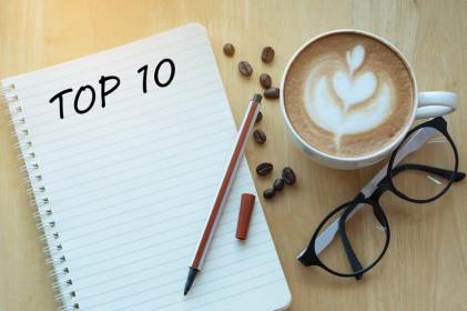 Top 10 cổ phiếu tăng/giảm mạnh nhất tuần: Nhóm thép và ngân hàng nâng bước thị trường