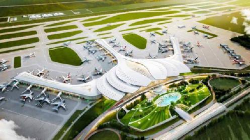 Từ sân bay Long Thành nhìn lại quy mô các sân bay quốc tế khác
