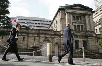"""Ngân hàng Trung ương Nhật sẽ """"thuê"""" các ngân hàng để thúc đẩy cho vay"""