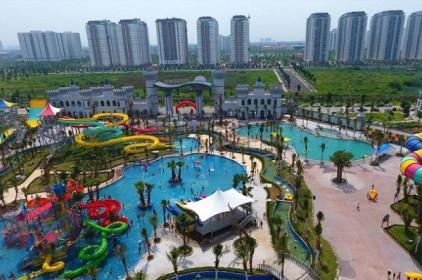 Công viên nước Thanh Hà được xây cả trên đất quy hoạch cho việc khác
