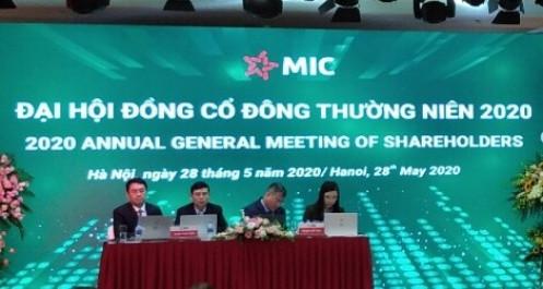 Đại hội MIC: Chuyển sàn từ UPCoM sang HoSE