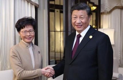 Chính quyền Hong Kong kêu gọi Mỹ dừng can thiệp vào công việc nội bộ