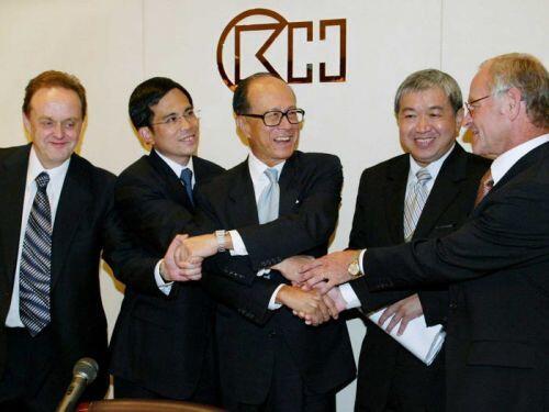 Tài sản của tỷ phú giàu nhất Hong Kong Lý Gia Thành